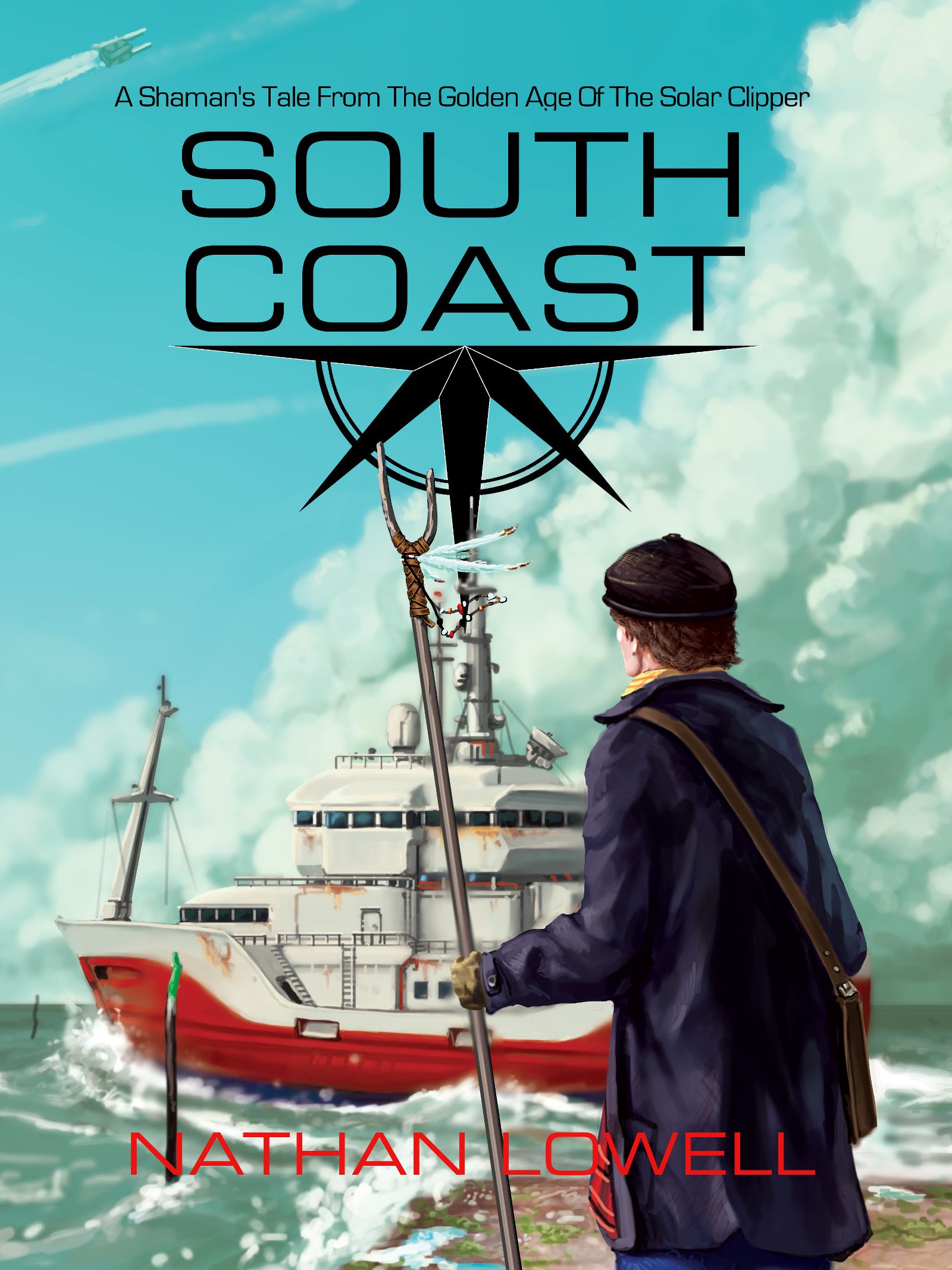 South Coast @ Podiobooks.com